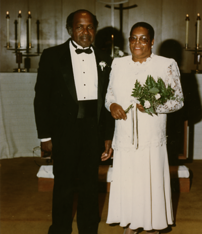 Dee Jolley Parents