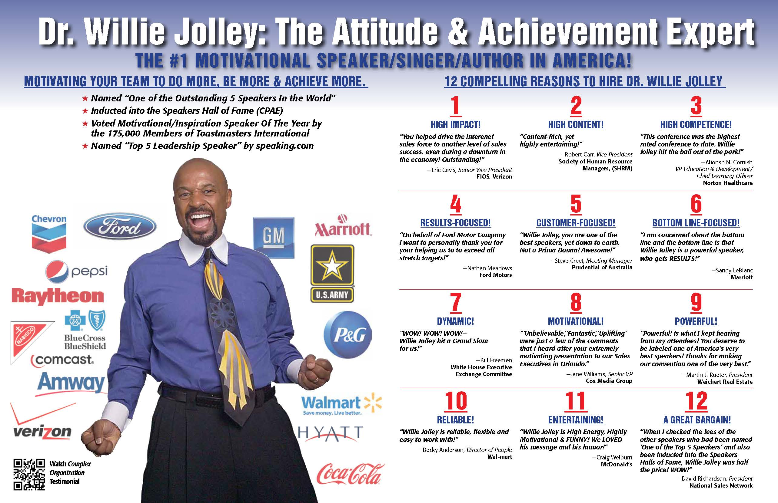 WJolley corporate brochure Page 2